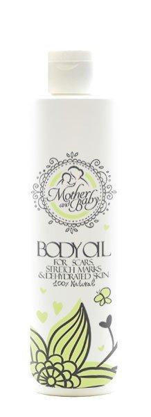 Natürliches Körperöl für Narben, Schwangerschaftsstreifen und dehydrierte Haut für Mütter 250 ml