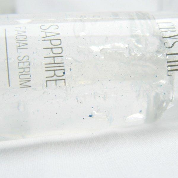 Natürliches Gesichtsserum Saphir 30 ml