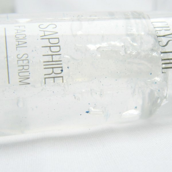Naturalne žel serum do twarzy szafir 30 ml