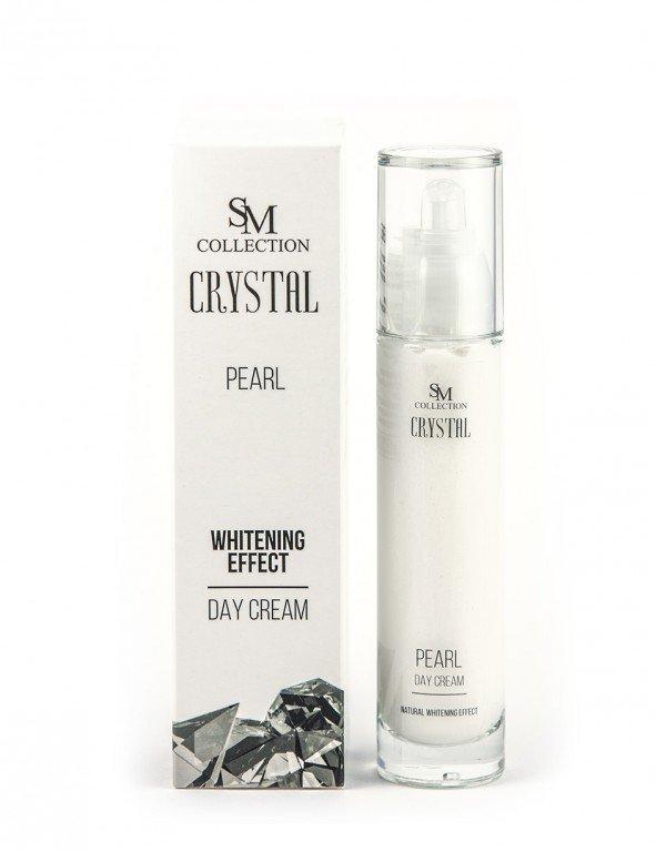 Přírodní denní krém perla 50 ml
