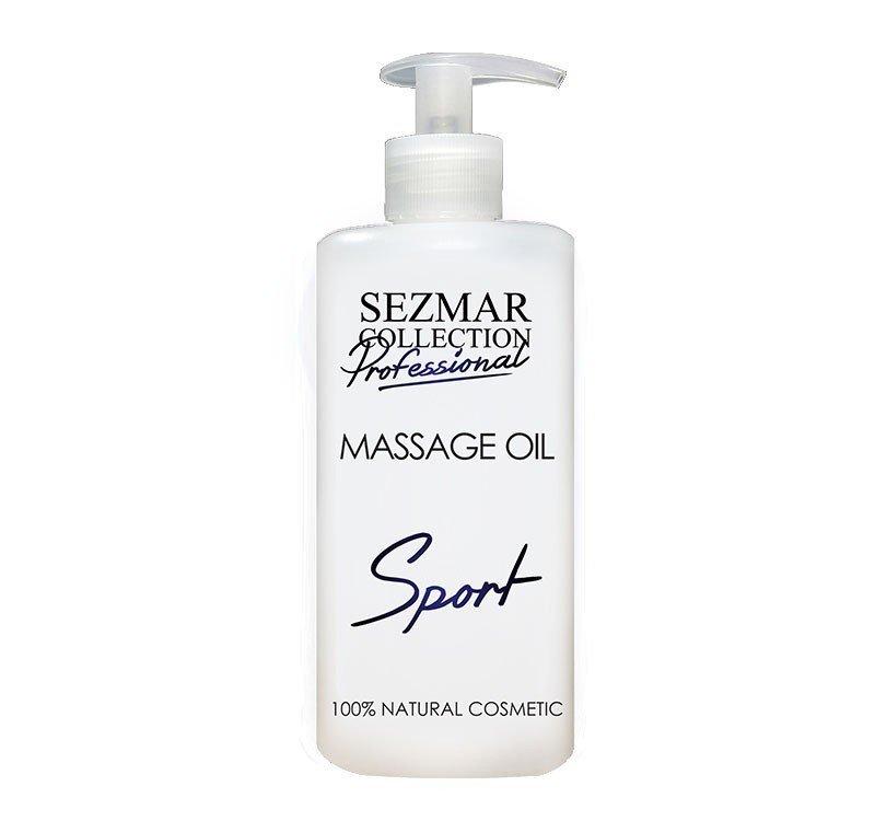 Přírodní masážní olej sport 500 ml