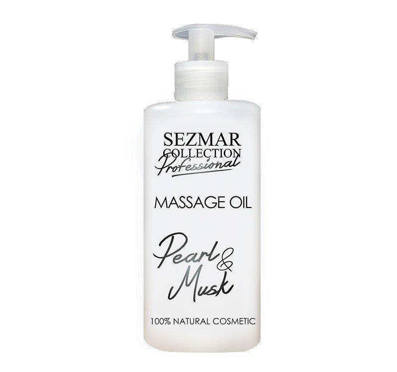 Naturalny olejek do masażu perła & piżmo 500 ml
