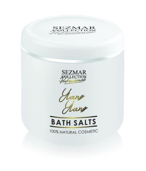 Přírodní koupelová sůl ylang-ylang 500 gr