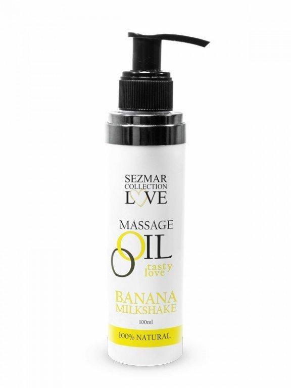 Přírodní masážní olej banán 100 ml