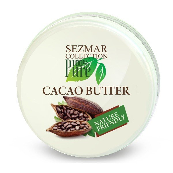 Prírodné kakaové maslo 250 ml