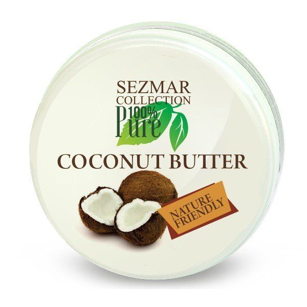 Natürliche Kokosbutter 250 ml