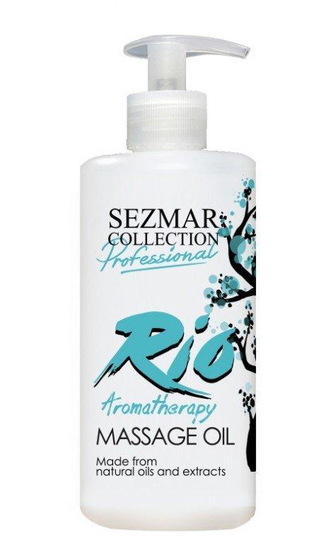 Přírodní masážní olej rio 500 ml