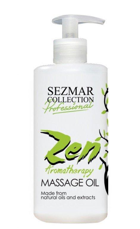 Přírodní masážní olej zen 500 ml