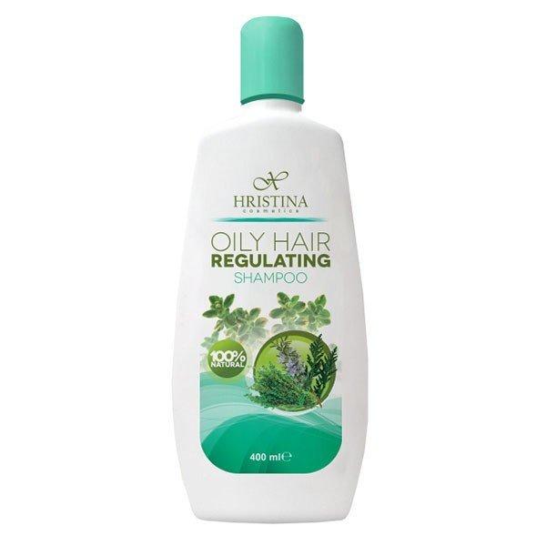 Natürliches Shampoo für fettiges Haar 400 ml