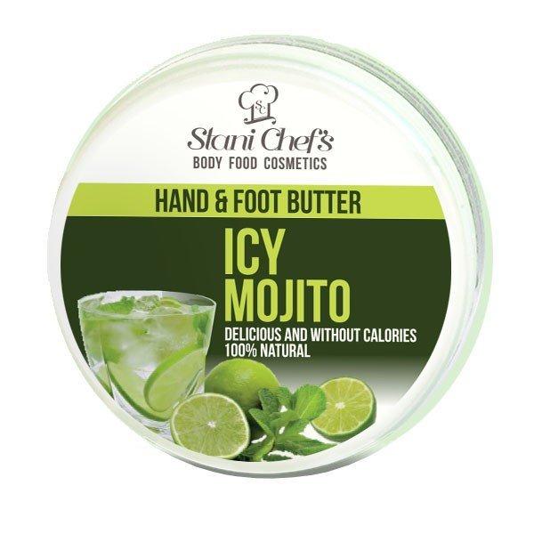 Natürliche Hand- und Fußcreme Ice Mojito 100 ml