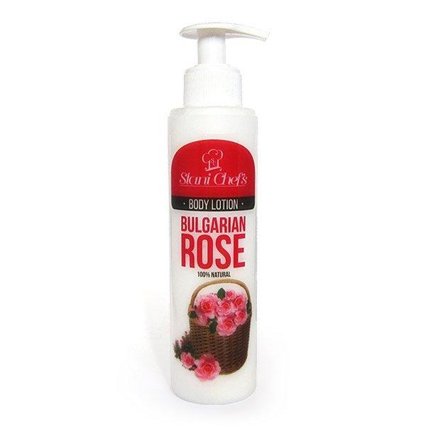 Prírodné telové mlieko buharská ruža 250 ml