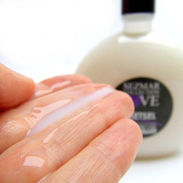 Přírodní intimní sprchový gel s afrodiziaky metsel 200 ml
