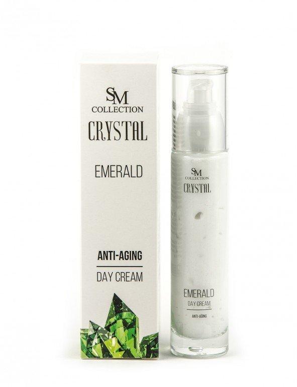 Natürliche Anti-Aging-Tagescreme Smaragd 50 ml