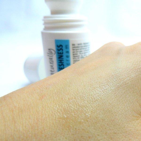 Přírodní deodorant rollon krém white freshness 50 ml