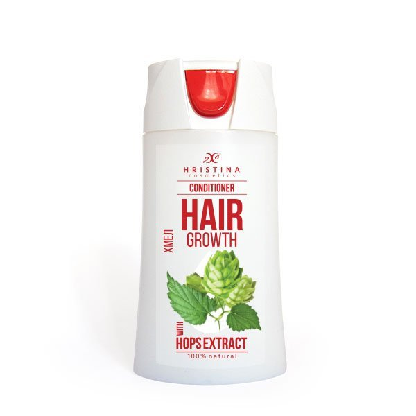 Prírodný kondicionér na vlasy chmel pre rast vlasov 200 ml