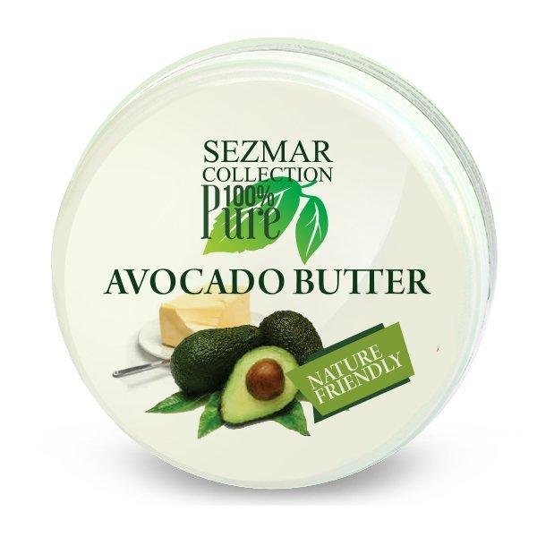Přírodní avokádové máslo 250 ml