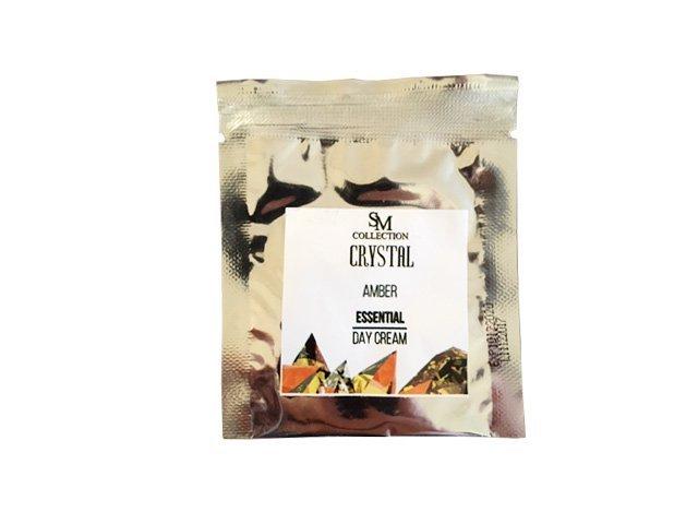 Přírodní denní krém jantar esenciální 5 ml