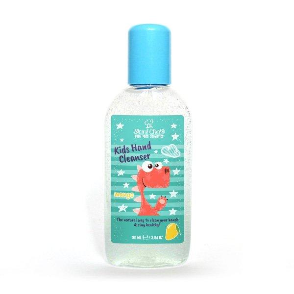 Přírodní čisticí gel na ruce pro děti mango 90 ml