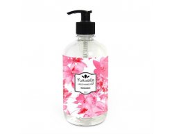 Prírodné tekuté mydlo na ruky romance 500 ml