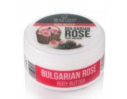 Prírodné telové maslo bulharská ruža 250 ml