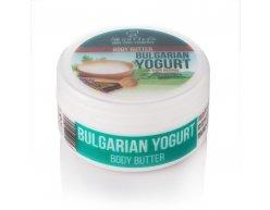 Naturalne masło do ciała jogurt bułgarski 250 ml