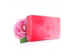 Prírodné ručne vyrobené mydlo s olejom z bulharskej ruže 100 gr