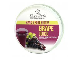 Naturalny krem do rąk i stóp sok winogronowy 100 ml