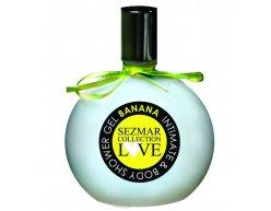 Přírodní intimní sprchový gel banán s afrodiziaky 250 ml