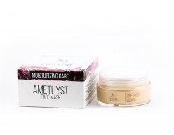 Naturalna maseczka do twarzy ametyst 100 ml