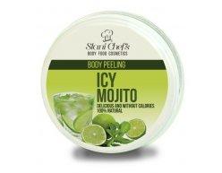 Natürliches Körperpeeling Ice Mojito auf Meersalzbasis 250 ml