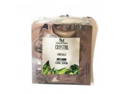 Naturalne żel-serum do twarzy szmaragd 5 ml