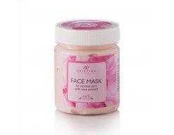 Naturalna maska do twarzy z ekstraktem z róży 200 ml