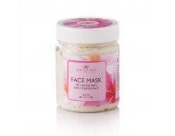 Přírodní maska na obličej s vitaminem A+E 200 ml