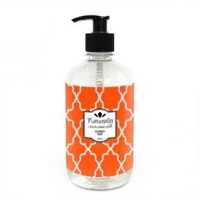 Přírodní tekuté mýdlo na ruce slunečný den 500 ml