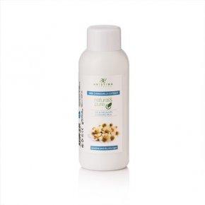 Přírodní čistící pleťové mléko na oči, tvář a rty - heřmánek 150 ml