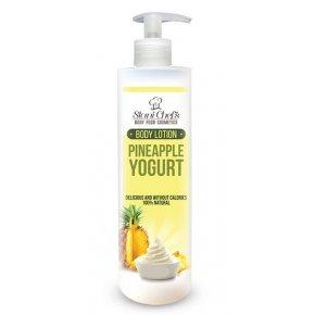 Natürliche Körpermilch Ananasjoghurt 250 ml