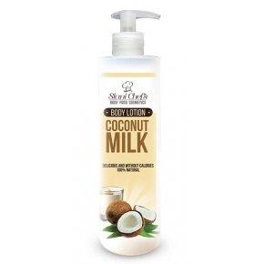 Natürliche Kokoskörpermilch 250 ml