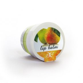 Natürlicher Lippenbalsam Birne 30 ml