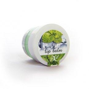 Natürlicher Lippenbalsam Pfefferminze 30 ml