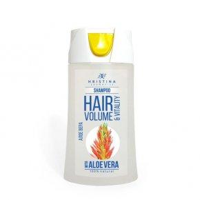 Prírodný šampón aloe vera pre bohaté a zdravé vlasy 200 ml