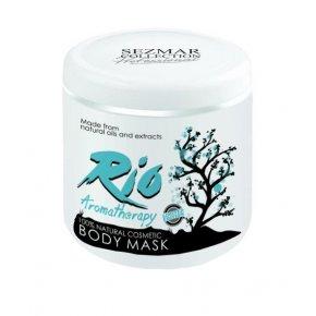 Přírodní tělová maska rio 500 ml