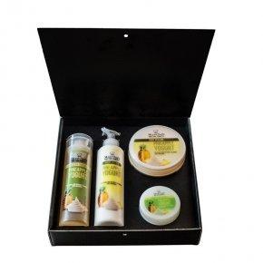 Geschenk-set ananasjoghurt 850 ml
