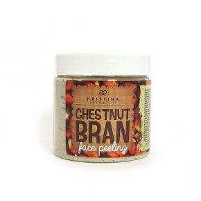 Natürliches Peeling aus Kastanien 200 ml