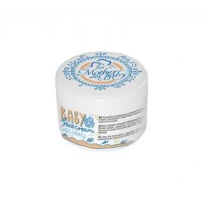 Natürliche Gesichtscreme für kühles und frostiges Wetter für Babys 30 SPF 100 ml