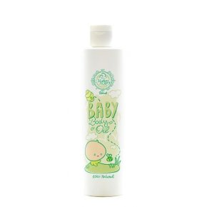 Natürliches Körperöl für Babys 250 ml