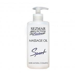Natürliches Massageöl Sport 500 ml