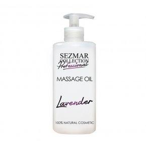 Přírodní masážní olej levandule 500 ml