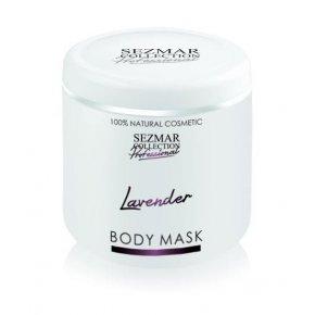 Naturalna maska do ciała i twarzy lawenda 500 ml