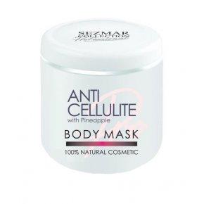 Naturalna maska antycellulitowa do ciała z ananasem 500 ml