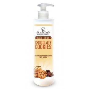 Přírodní tělové mléko čokoládové sušenky 250 ml